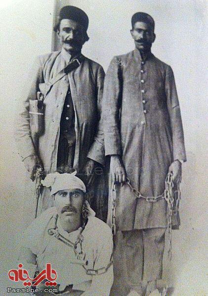 دستگیری یاغی معروف اصفهان توسط پدر بزرگ محسن رضایی
