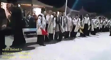 رقص محلی دستمال بازی