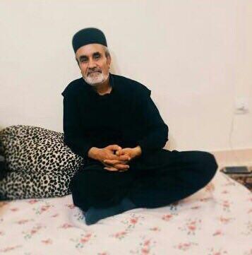 درگذشت بزرگ مردی دیگر از بزرگان ایل بابادی