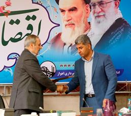 صولت احمدی بابادی سرپرست سازمان ساماندهی مشاغل شهری و فرآورده های کشاورزی شد
