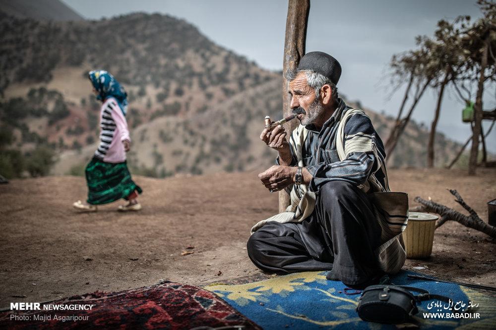 تصاویر زیبا از ایل بختیاری