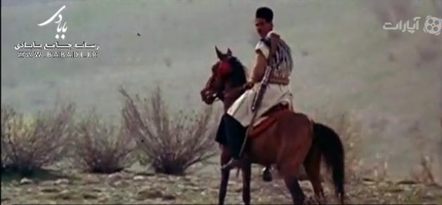 مستند جالب از کوچ ایل بابادی و آ جعفر قلی خان در سال ۱۹۷۶