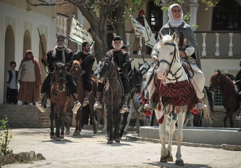 سریال «بانوی سردار» از ۲ شبکه تلویزیون پخش شد