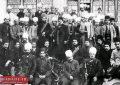 تصویری از خوانین مشروطه خواه بختیاری در زمان فتح تهران